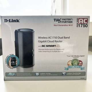 D-Link WiFi Router #HUAT50sale