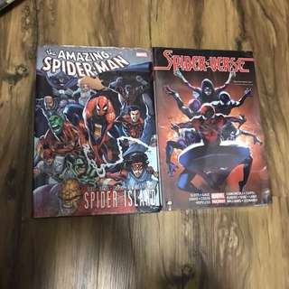 Brand new Spider-Man comics