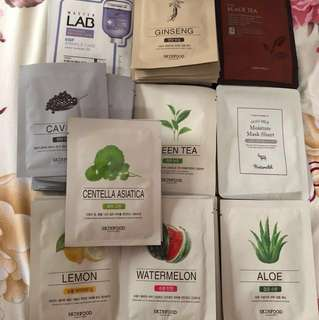(Sold over 90!!) Facial Mask