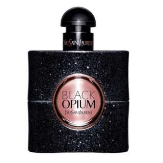 YVES SAINT LAURENT Black Opium Perfume EDP 50ml RRP$165 YSL