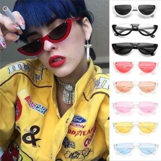 [PO] Half Retro Cat Eye Sunglasses 🌵