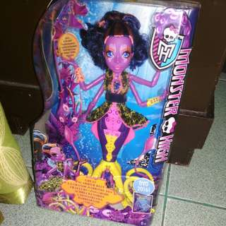 MONSTER HIGH glow in the dark