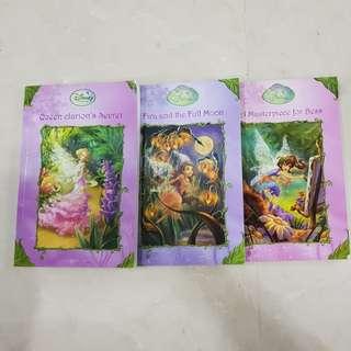 3 Disney Story Books