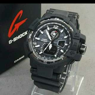 G Shock GWA 1100 full black