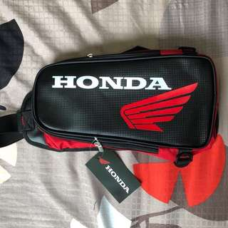Honda motorcycle sling bag