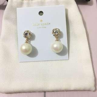 Kate spade earrings authentic original
