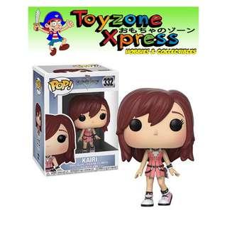 Kingdom Hearts Kairi Pop! Vinyl Figure (#332)