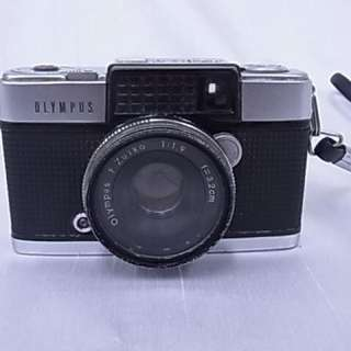 🚚 Pen d f1.9 Olympus 半格機 單眼相機 底片