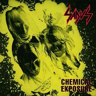 Sadus - Chemical Exposure Vinyl LP