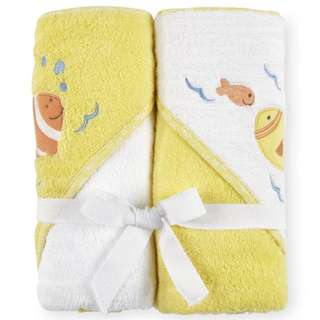 Koala baby 2 Piece Hooded Towel Set