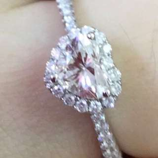 🈹️18k金鑽石戒指GIA 共90份 主石60 伴石30原價$36600 平售$14800