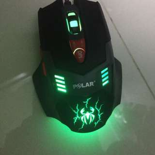 Polar gaming mouse (pgm-815)
