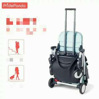 (po)Lightweight airline approved baby stroller