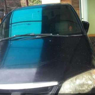 Honda Odyssey Hitam 2002