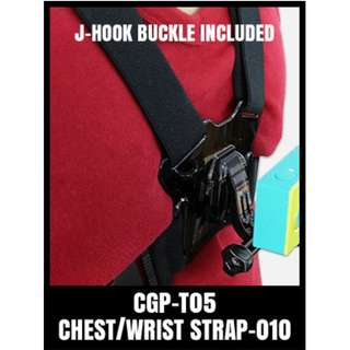 GP CHEST STRAP CGP-T05