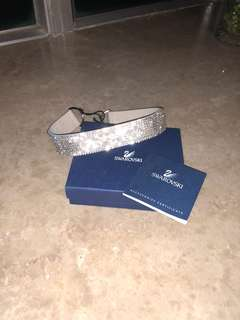 Swarovski hair band