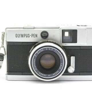 🚚 Olympus eed d1.7 經典 半格機 底片