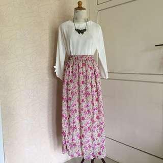 Blouse + Skirt (TAKE ALL)