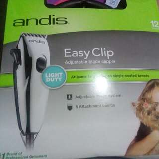 DOG CLIPPERS BRAND NEW