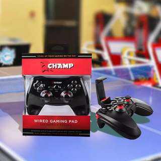 "Champ Gaming Pad ""Perfect for Rules of Survival, Asphalt and other games! Order now !"