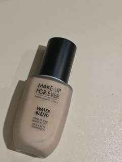 Foundation Makeup Forever Water Blend