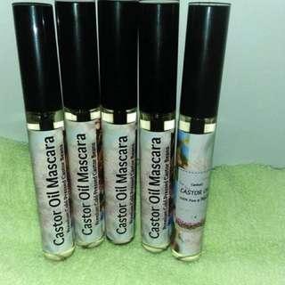Castor Oil Mascara 10ml