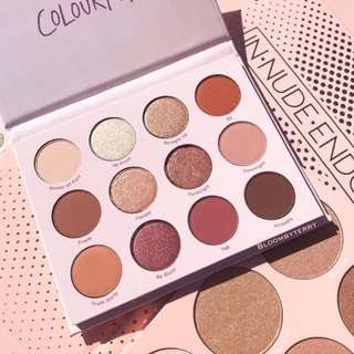 Colourpop | Give it to me straight | Eyeshadow Palette