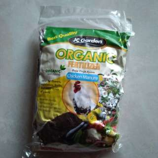 Organic Fertilizer--Chicken Manure