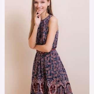 BN Saturday Club Eastwood Dress
