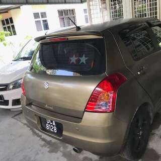 Suzuki swift 2012 1.5