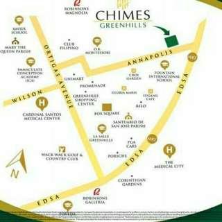 Chimes Greenhills