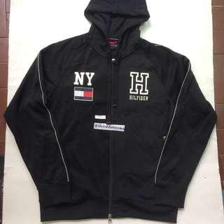 TOMMY HILFIGER hoodie zip jacket