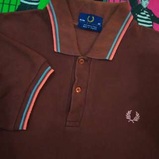 Fred Perry Polo Tee ringer