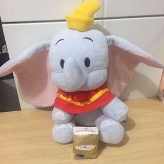 迪士尼 小飛象 毛 公仔 Disney Dumbo  夾公仔