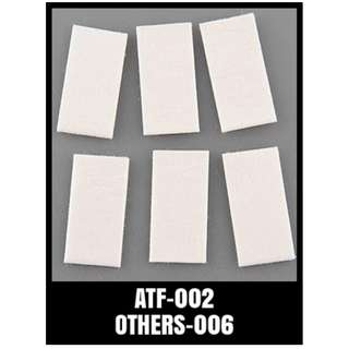 GP ANTI FOG INSERT(WHITE) ATF-002