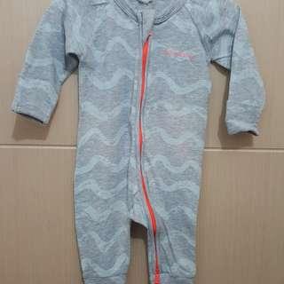 Unisex bodysuit