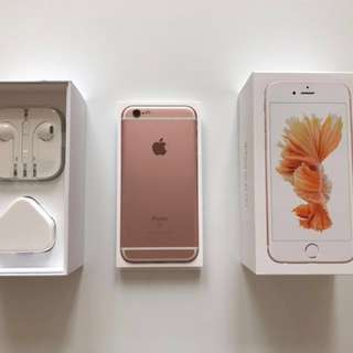 Iphone 6S 64gb Pink Rose