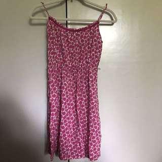 Floral dress Zara (repricing)