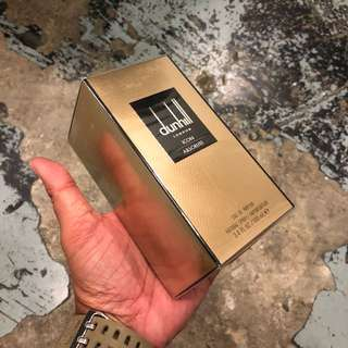 Authentic Original Dunhill Icon Absolute EDP Perfume 100ml Limited Stock First Come First Served 😎👍