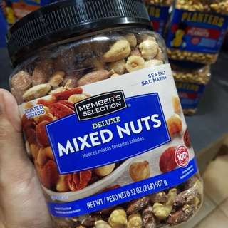 Members Selection MIXED NUTS