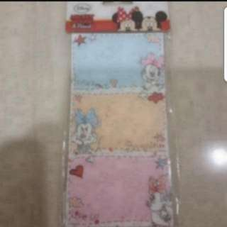 In Stock Disney Mickey Mouse & Friends Notepad