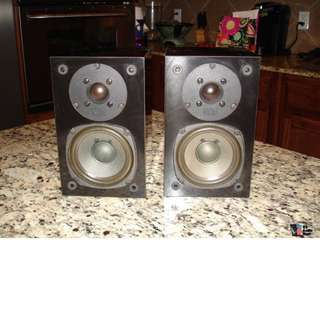 NHT Superone speakers