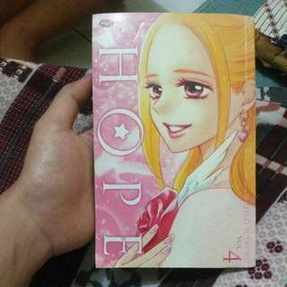 Komik HOPE Vol. 4