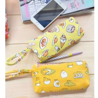SPECIAL PRICE ! Brand New Gudetama Pouch/Pencil case