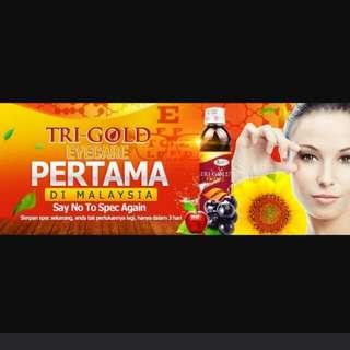 Legacy Tri-Gold Eyecare- 250ml