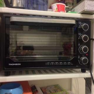 Thomson三溫控旋風烤箱30L(獨立上下火)8成新