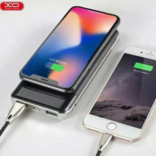 Power Bank & Wireless Charger