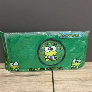 Keroppi 盒裝紙巾套