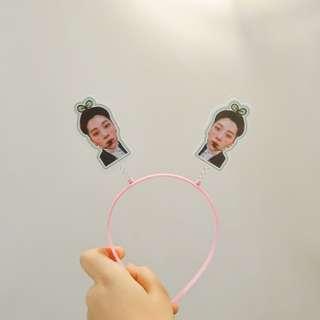 JBJ Noh Taehyun 盧太鉉 Headband