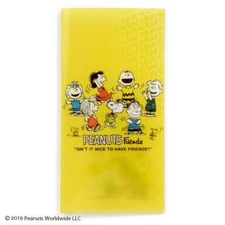 Japan Sanrio Snoopy Ticket Holder